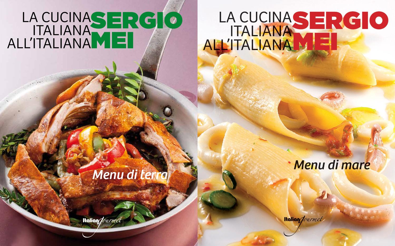 Menu Di Terra Di Sergio Mei Shop Italian Gourmet